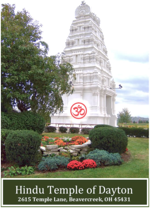 Hindu Temple of Dayton – Bringing Hindu community together